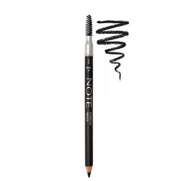 مداد ابرو نوت مشکی