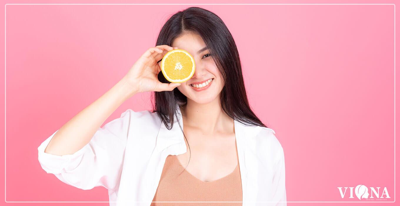 آموزش تهیه ماسک صورت لیمو در خانه