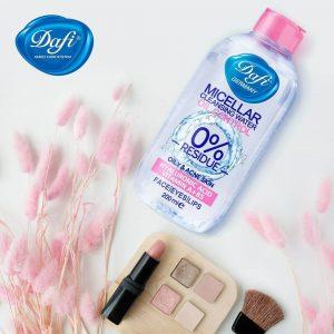 محلول آرایش پاک کن دافی مخصوص پوست چرب