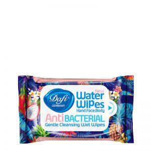 دستمال مرطوب آنتی باکتریال دافی