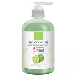 صابون مایع سیلوکسان با رایحه لیمو