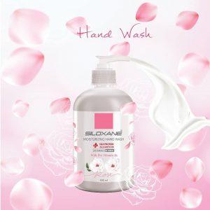 مایع دستشویی سیلوکسان حاوی ویتامین ب 5